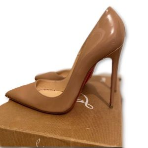 Nude So Kate 120 Patent